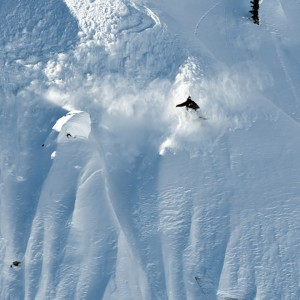 Skier: Bene Mayr Photographer: Pally Learmond