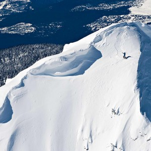 Skier: Sven Kueenle Photographer: Pally Learmond